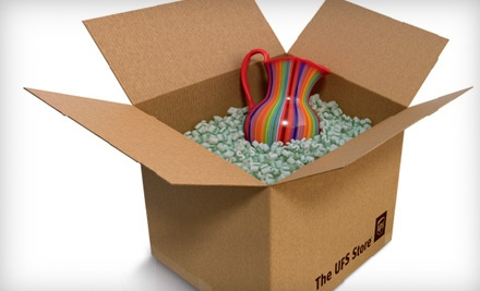 $20 Groupon to UPS Store - UPS Store in Westlake Village