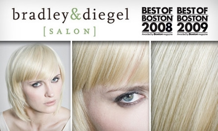 Bradley and Diegel - Salisbury: $50 for $110 Toward Cut or Coloring Services, Plus 20% Off Additional Services at Bradley & Diegel