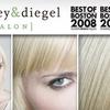 55% Off at Bradley & Diegel Salon