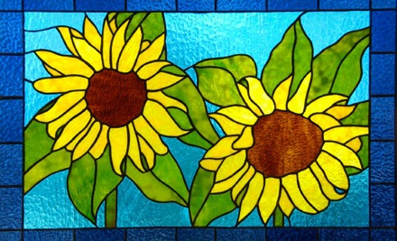 Introductory Stained-Glass Workshop for 1 (a $50 value) - Rainbow Vision Stained Glass in Harrisburg
