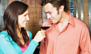 Orange Coast Winery: Tasting for Two, Glasses, and Cheese with Option for One or Two Take-Home Bottles at Orange Coast Winery (Up to 58% Off)