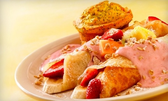 First Watch - Northwest Oklahoma City: $6 for $12 Worth of Breakfast and Lunch Cuisine at First Watch