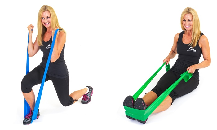 Black Mountain Therapy Resistance Bands (3-Pack)