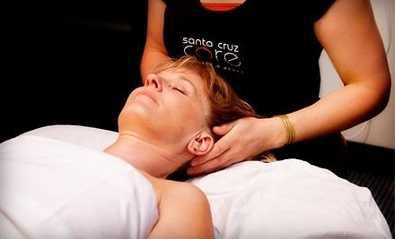 Santa Cruz Core Fitness + Rehab: 60-Minute Swedish or Aromatherapy Massage  - Santa Cruz Core Fitness + Rehab in Santa Cruz