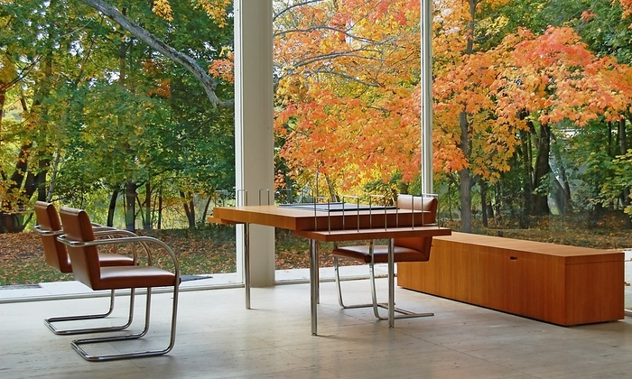 ... Up To 52% Off Admission To Farnsworth House ...