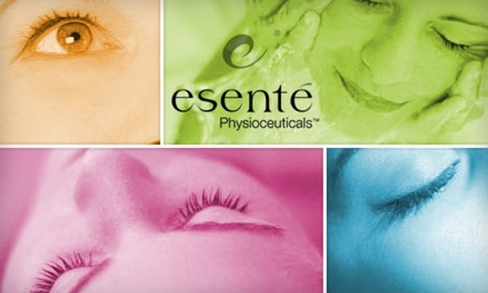 esenté - Phoenix: $40 for $100 Worth of Skincare Products from esenté Physioceuticals