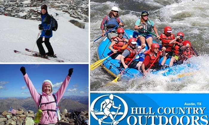 Hill Country Outdoors - Austin: $13 for One-Month Membership to Hill Country Outdoors