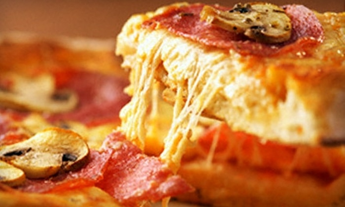 I Love N.Y. Pizza - Gainesville: $10 for $20 Worth of Pizza at I Love N.Y. Pizza
