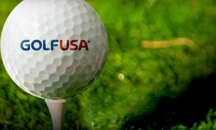 Golf USA - Limerick: $20 for $40 Worth of Merchandise at Golf USA in Limerick
