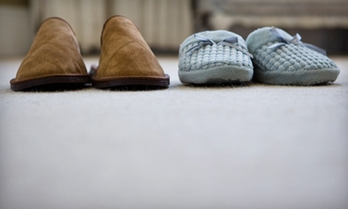 Green Clean Carpet Care - Bee Cave: $69 for a Carpet Cleaning of Two Rooms from Green Clean Carpet Care (Up to $180 Value)