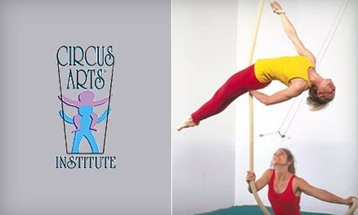 Circus Arts Institute - Kirkwood: $22 for a Circus-Arts Fitness Class at Circus Arts Institute