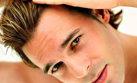 3 6 Months of Laser Hair-Restoration Treatments at Hair Restoration Specialists of Atlanta (Up to 92% Off)
