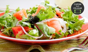 InSalatta Delivery: InSalatta Delivery: 1 ou 2 potes de salada + suco detox