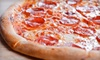 Domino's Pizza - Multiple Locations: Pizza-Dinner Package or Two Large One-Topping Pizzas from Domino's Pizza