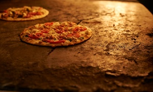 Brixx Wood Fired Pizza: Pizza, Pasta, and Sandwiches at Brixx Wood Fired Pizza (Up to 40% Off). Two Options Available.