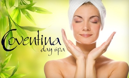 Half off spa services at coventina coventina day spa for 33 fingers salon groupon