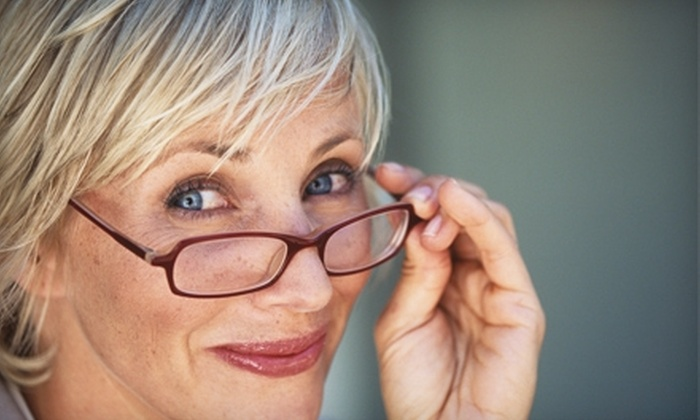 West Point Eye Center - West Point: $49 for an Eye Exam ($150 Value) and $100 Toward Eyewear at West Point Eye Center