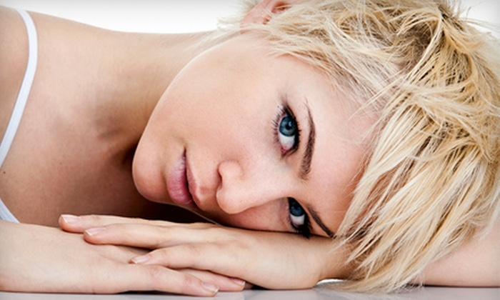 Desert Beauty Day Spa - Rio Rancho: Swedish or Muscle-Therapy Massage or Anti-Aging Treatment at Desert Beauty Day Spa in Rio Rancho (Up to 55% Off)