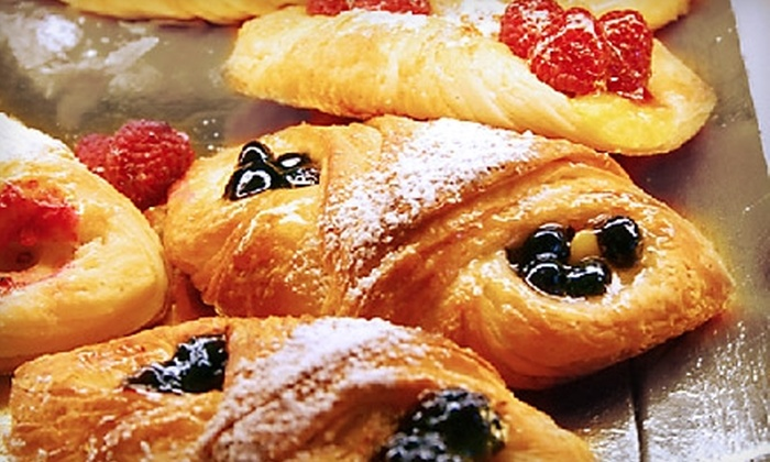 La Bohème - Burlingame: $10 for $20 Worth of French Baked Goods at La Bohème in Burlingame