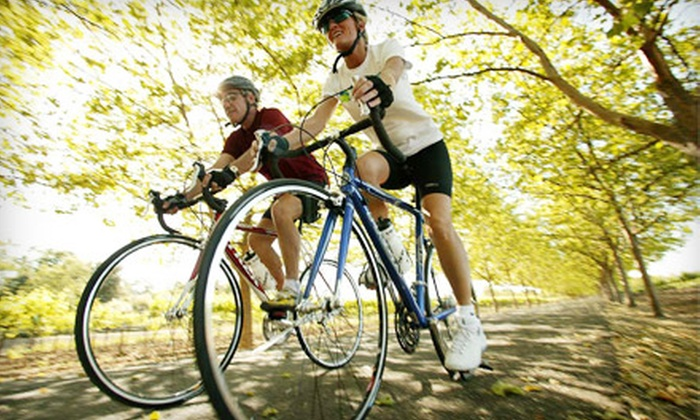 Bicycles Plus - Folsom: Hybrid or Road Bicycle Rental or Tune-Up from Bicycles Plus in Folsom