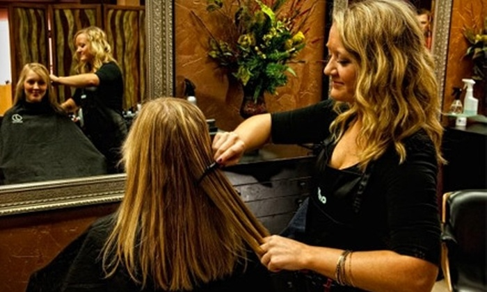 Estilo Salon - Rockford: $30 for $60 Worth of Hair, Waxing, and Sugaring Services at Estilo Salon
