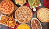 Up to 40% Off Food and Drink at Godfather's Pizza