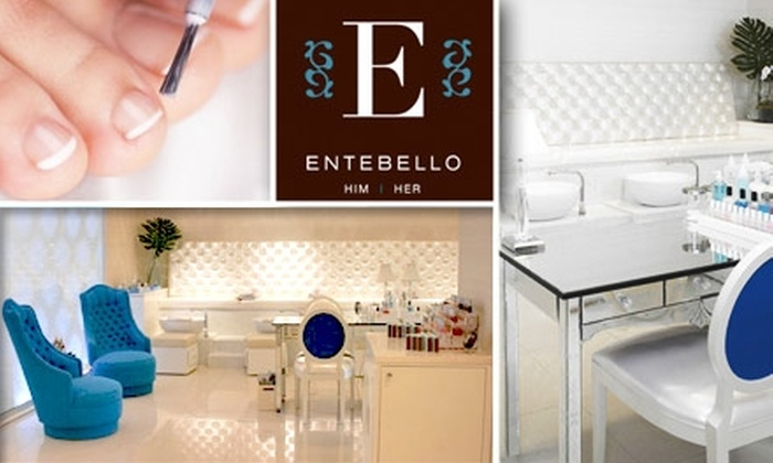 Entebello Apothecary & Spa - Buckhead Village: $30 for $75 Worth of Services at Entebello Spa