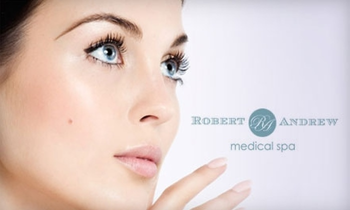 Robert Andrew Medical Spa - 2: $59 for Facial Microdermabrasion at Robert Andrew Medical Spa in Gambrills ($125 Value)