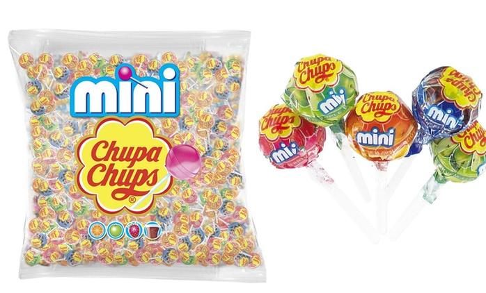 Maxi pack de 300 mini Chupa Chups à 52,90€ (24% de réduction)