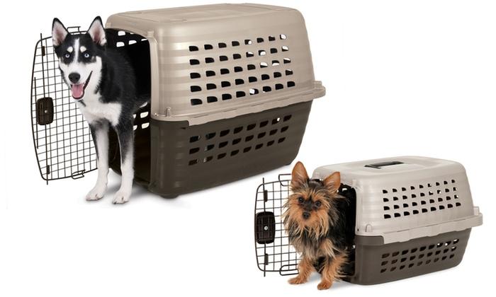 ee93c5fb6327 Petmate Navigator Plastic Kennel | Groupon Goods