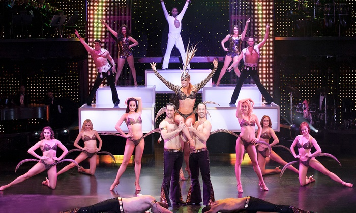 """""""VEGAS! THE SHOW"""" - V Theater: """"VEGAS! THE SHOW"""" at Saxe Theater (Up to 48% Off)"""