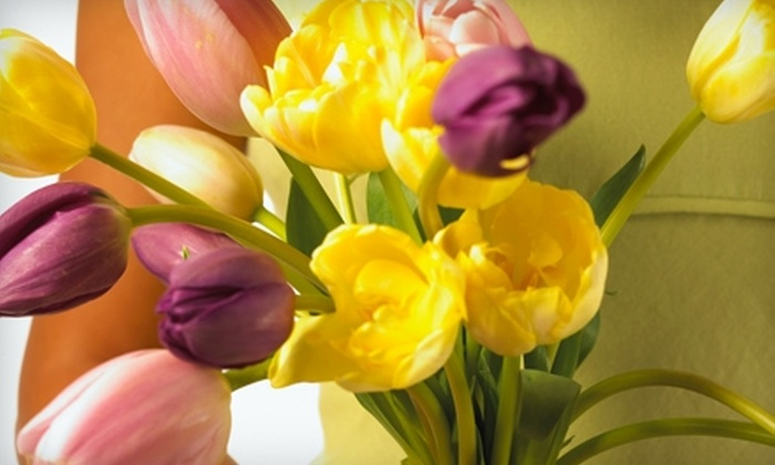 null - Multiple Locations: $20 for $40 Worth of Floral Arrangements and Gifts at Norfolk Florist