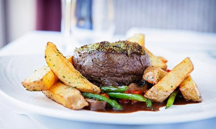Fillet Steak Meal with Sides and Sauce for Two or Four at 315 Bar and Restaurant