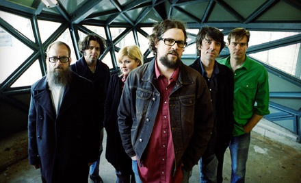 Drive By Truckers at Missouri Theatre on Thu., Oct. 27 at 7PM: Main Floor, Reserved TIcket - Drive By Truckers in Columbia
