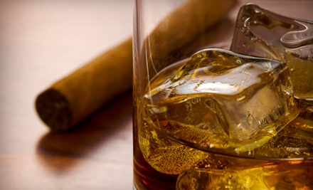 $40 Groupon for Italian Fare, Drinks, and Cigars - Smoke Lounge in Providence