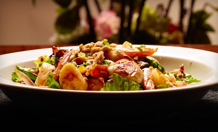 Three-Course Dinner for Two (up to a $54.85 value)  - Sweet Praise Bistro in New York
