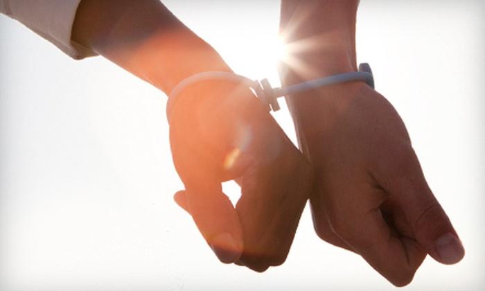 Hook-Links: $12 for Two Magnetic Friendship Bracelets from Hook-Links ($29.98 Value)