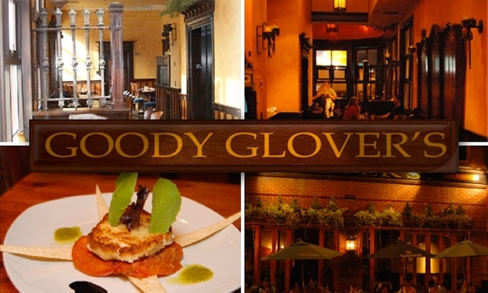 Goody Glover's - North End: $10 for $20 Worth of Irish Fare at Goody Glover's