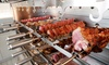 La Churrascaria - Lucca: Menu Girocarne Rodizio (13 tipi di carne diversa) servita al tavolo con tipici spiedoni. (sconto fino a 31%)
