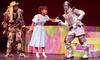 """The Wiz - French Quarter: Charleston Stage at the Dock's """"The Wiz"""" Performance at Historic Dock Street Theatre on April 26, 27, or 28 (Half Off)"""