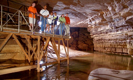 2 Adult Tickets to the Hidden River Cave Tour, including Admission to the American Cave Museum (a $30 value) - American Cave Museum & Hidden River Cave in Horse Cave