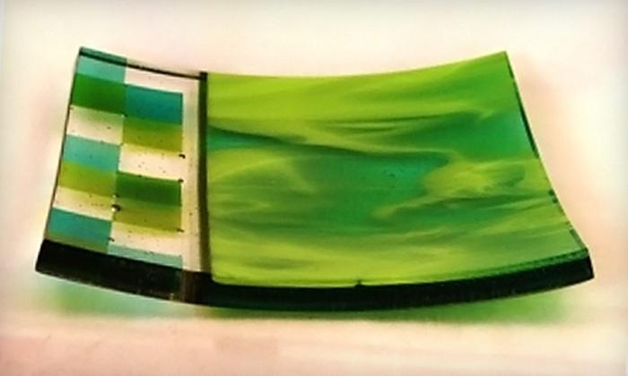 Fusions Glass Studio - Eagle: $35 for Enrollment in Glass Fusing Basics 1 at Fusions Glass Studio in Eagle ($75 Value)