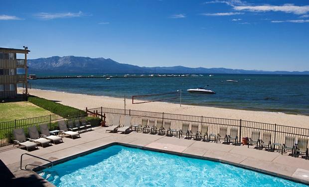Tahoe Lakeshore Lodge & Spa - South Lake Tahoe, CA: Stay at Tahoe Lakeshore Lodge & Spa in South Lake Tahoe, CA. Dates into December.