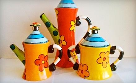 $25 Groupon to Brush Fire Ceramic Studio - Brush Fire Ceramic Studio in Winnipeg