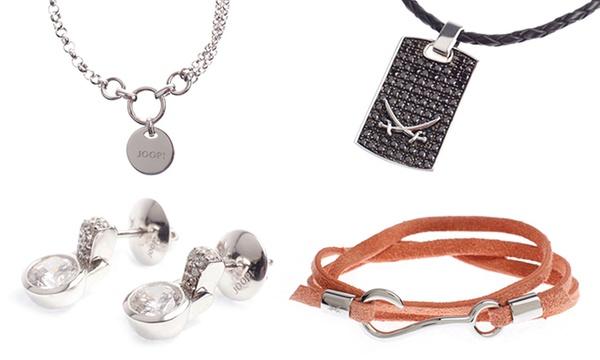 JOOP! oder Sansibar Sylt Armband, Kette, Ohrringe oder Manschettenknöpfe für Damen oder Herren (bis zu 62% sparen)