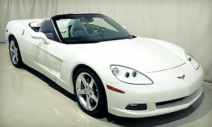 Elite Auto Shares Exotic Car Rental - Palm Valley: $125 for One-Day Corvette Rental from Elite Auto Shares Exotic Car Rental in Ponte Vedra Beach ($249 Value)