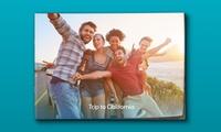 Livre photos personnalisé en format A5A4 à réaliser sur iPhone ou iPad