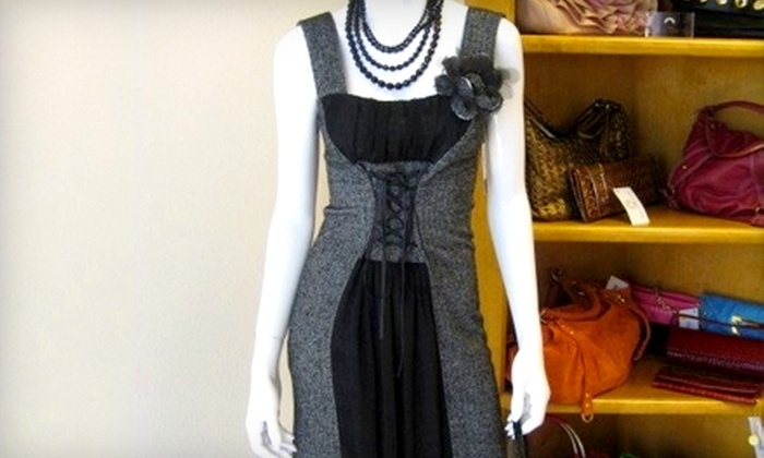 JoJo Boutique - South Side: $30 for $60 Worth of Designer Clothing and Shoes at JoJo Boutique