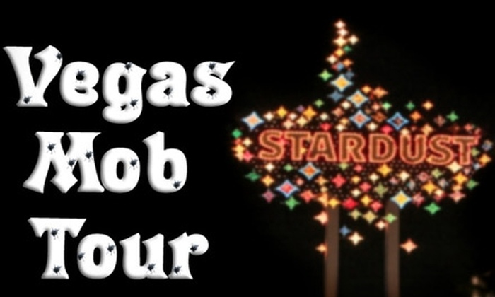 Vegas Mob Tour - The Strip: $28 for One General-Admission Ticket to Vegas Mob Tour ($66.25 Value)