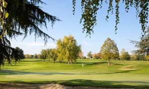 Castell'Arquato Golf Club: 3 o 5 ingressi al campo da golf con buche illimitate per 1 o 2 persone da Castell'Arquato Golf Club (sconto fino a 91%)